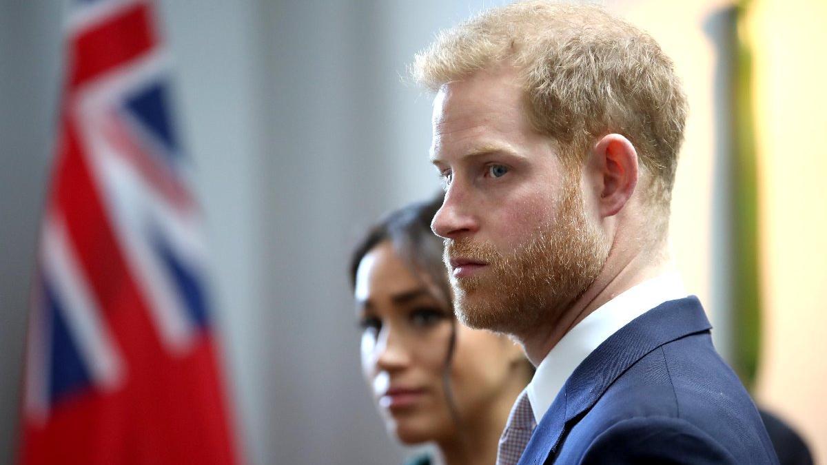 Prens Harry İngiliz basınına ateş püskürdü: Akıl sağlığımı yok ediyordu