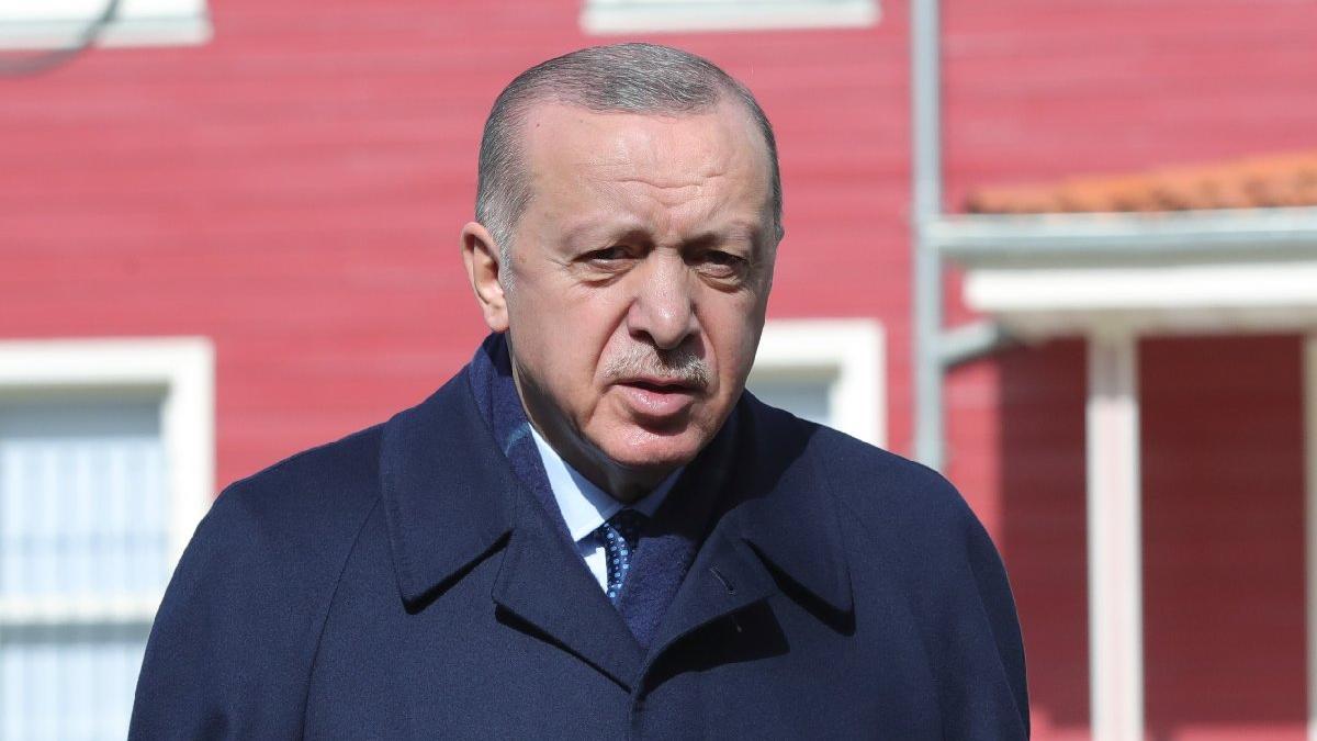 Erdoğan'dan 'esneme' açıklaması