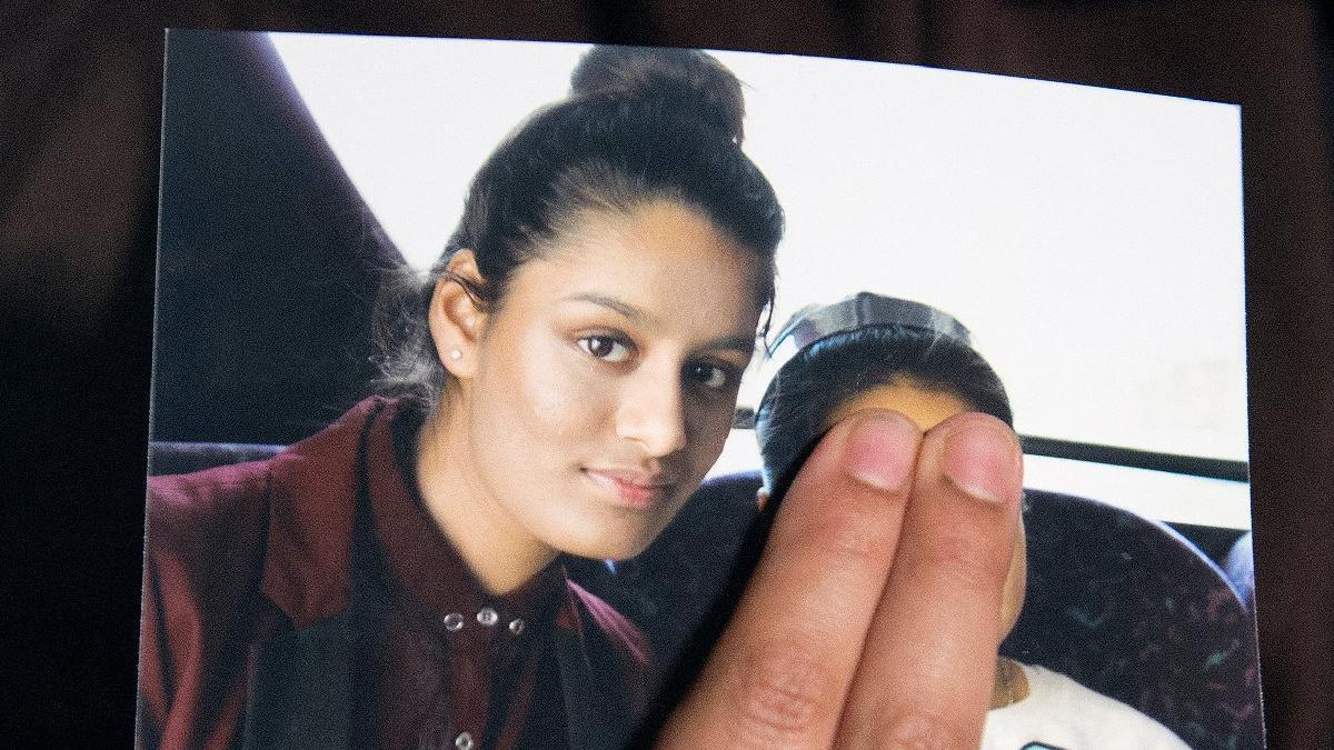 İngiltere'de 'IŞİD gelini' için karar çıktı: Dönüşüne izin yok