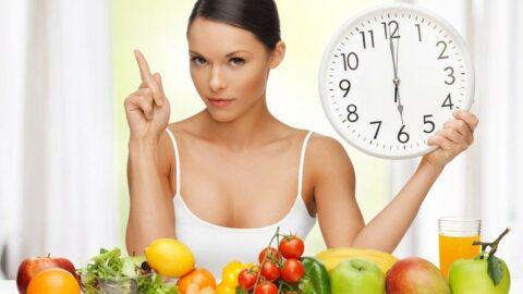 9 adımda sağlıklı beslenme
