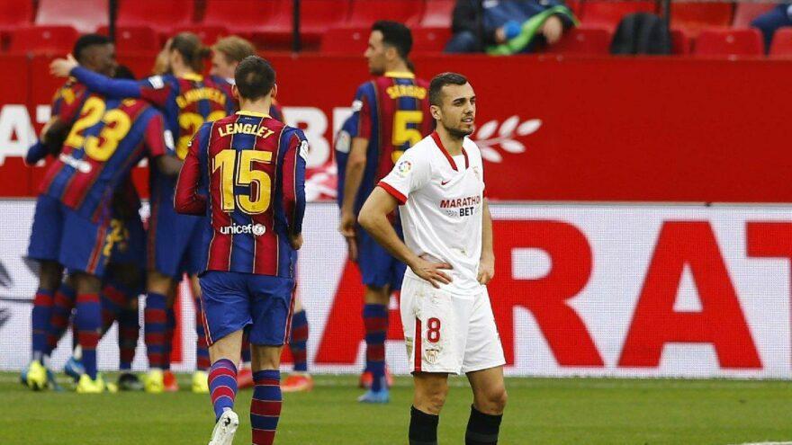 Barcelona seriyi 15 yaptı! Kritik zafer…