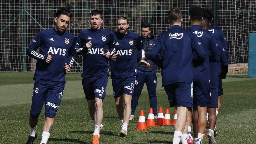 Fenerbahçe'nin Trabzonspor kadrosunda sürpriz! Caner Erkin, Gustavo ve İrfan Can…