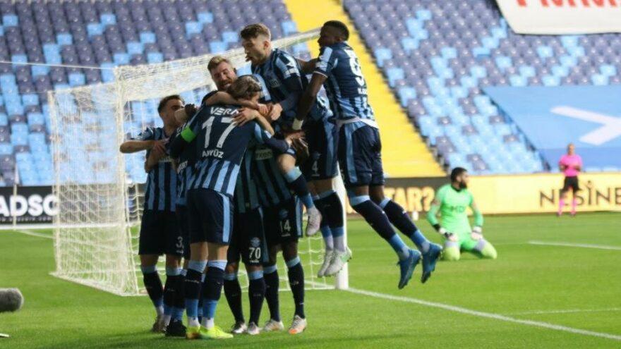 Adana Demirspor 3 hafta sonra…