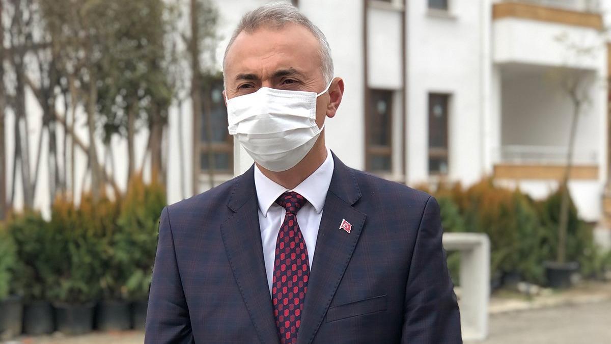 AKP'li belediye başkanı coronaya yakalandı
