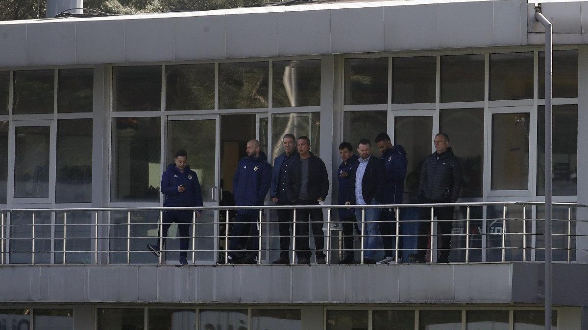 Fenerbahçe Başkanı Ali Koç'tan takıma yakın takip!