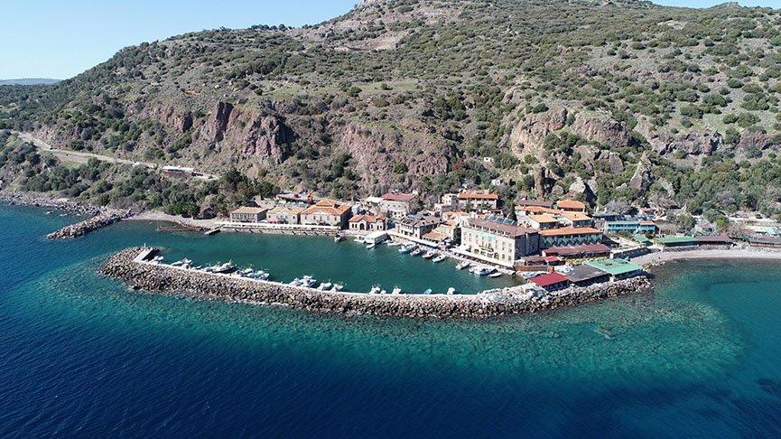 500 gün kapatılacak... Turizm cenneti Assos'ta büyük tehlike!