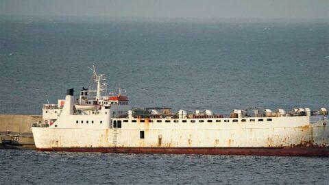 Türkiye geri çevirmişti! Krize neden olan kargo gemisi yola çıktı