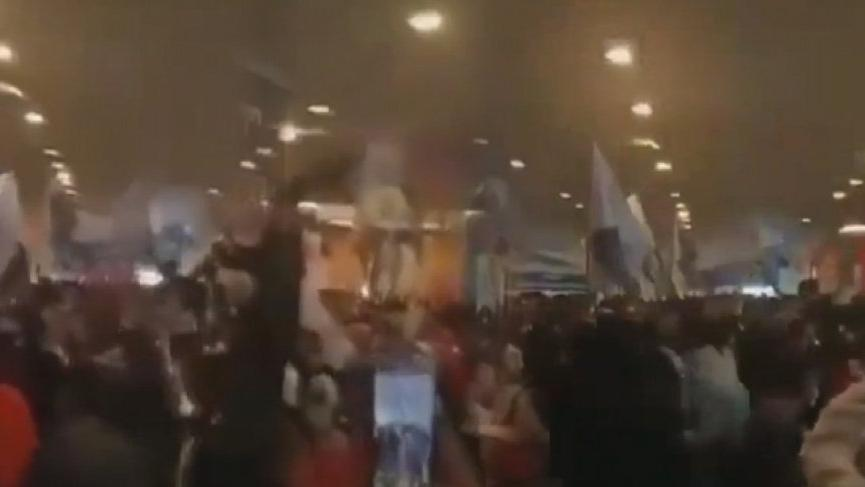AKP'nin davullu zurnalı 'lebaleb' kongresi yasaklı günlerde yapılmış