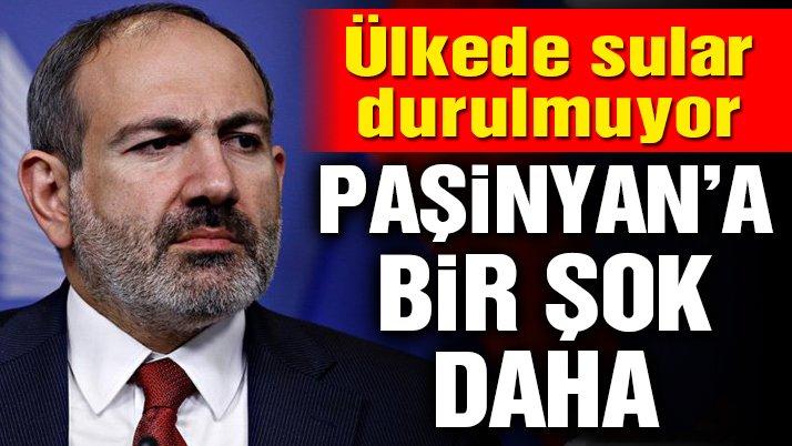 Ermenistan Cumhurbaşkanı Sarkisyan'ın kararı Paşinyan'ı şoke etti