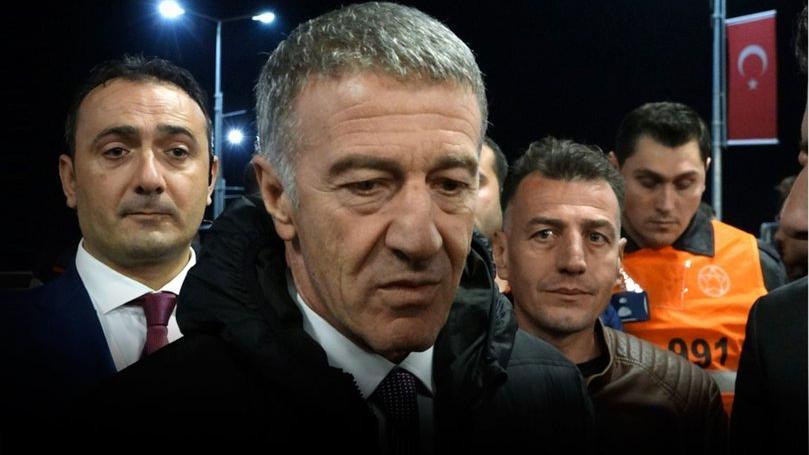 Ahmet Ağaoğlu'ndan Fenerbahçe maçı sonrası patlama 'Uzaydan bile penaltı...'