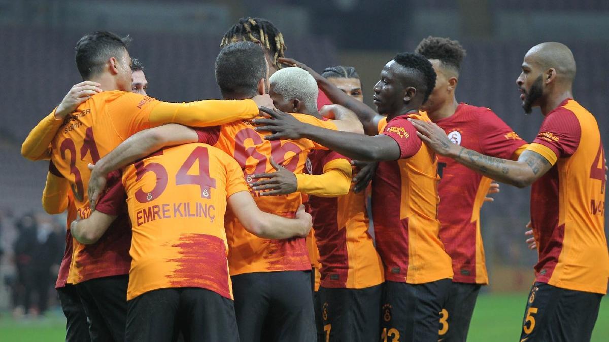 Galatasaray'da ok yaydan çıktı! Şampiyonluk alameti...