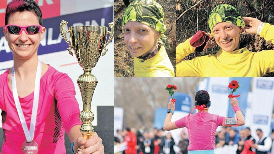 Müge Daştan: 'Spor yaparak kanseri yendim'