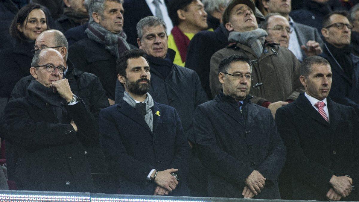 Son dakika   Barcelona Kulübü karıştı... Eski başkan Josep Bartomeu tutuklandı!