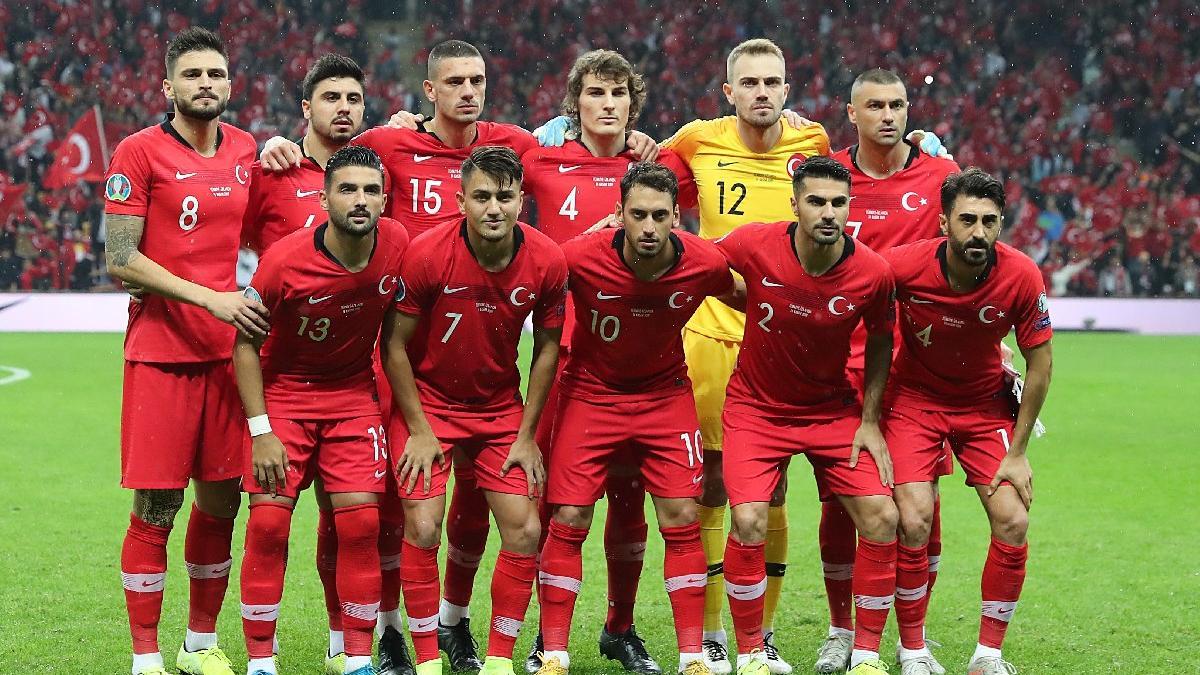 Türkiye A Milli Futbol Takımı iki hazırlık maçı yapacak