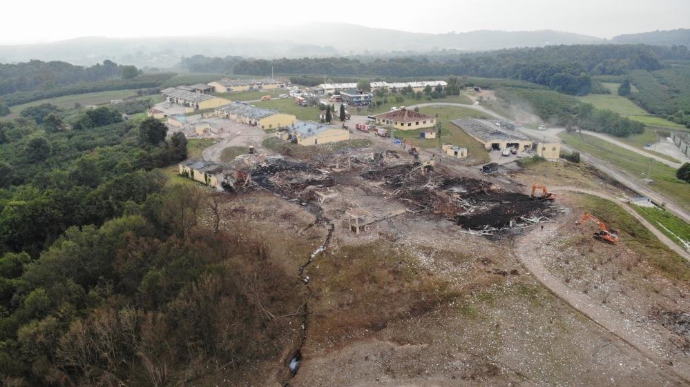 Havai fişek fabrikası patlamasında yeni gelişme