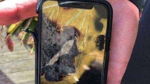 iPhone X cebinde patladı, ikinci derece yanıkla Apple'a dava açtı