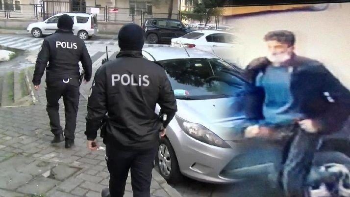 İstanbul'da iğrenç olay! Sapık yakalandı