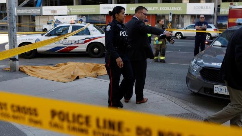 Kanada'da minibüsle 10 kişiyi öldüren saldırgan yargılanıyor