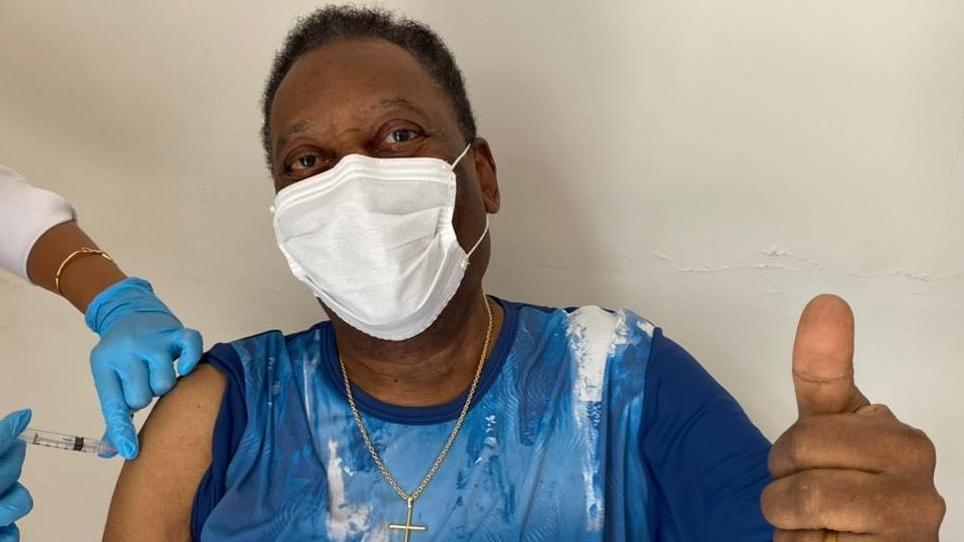 Brezilya efsanesi Pele: 'Corona virüsü aşısı oldum ancak...'