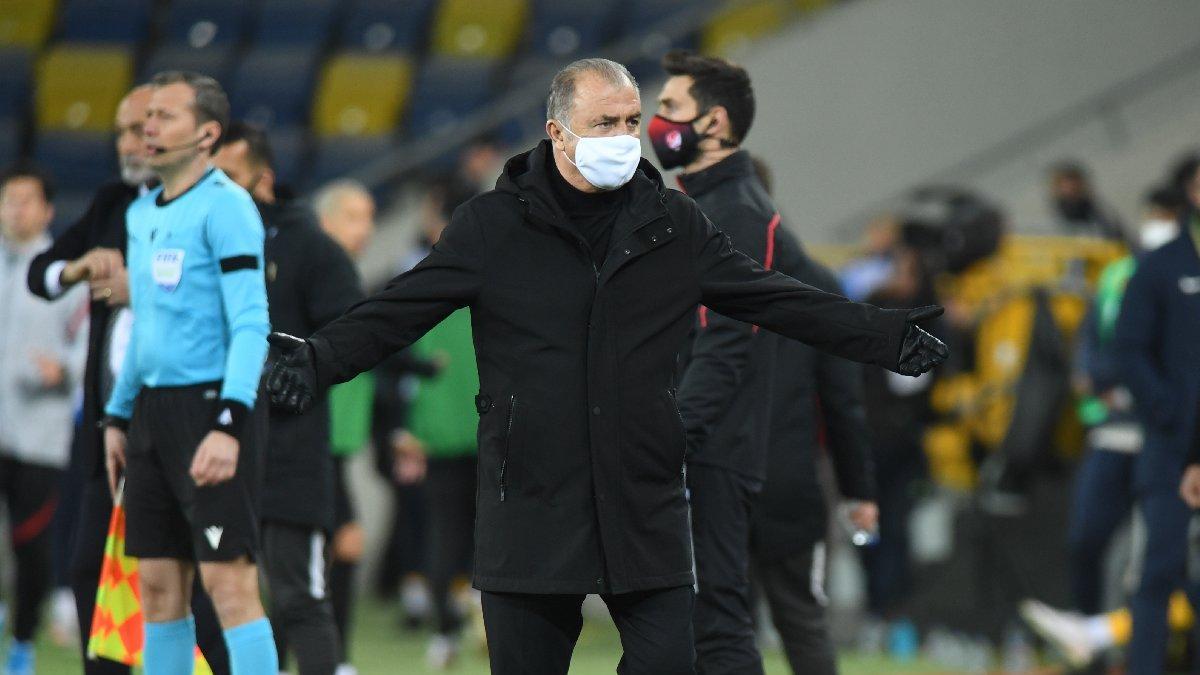 Fatih Terim'den Ankaragücü maçı sonrası olay sözler! 'Cüneyt abisini çağıramaz'