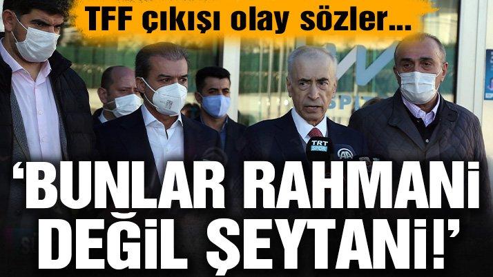 Mustafa Cengiz'den çok konuşulacak sözler! 'Bu düzeni kuranlar rahmani değil, şeytani'