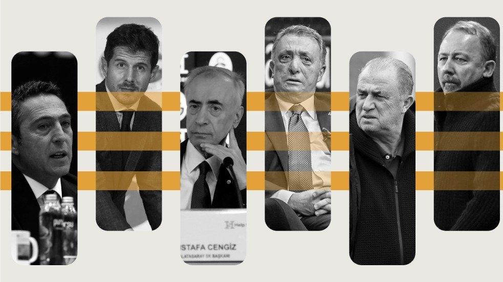 Süper Lig'in 'mağdur' büyükleri: Fenerbahçe, Galatasaray ve Beşiktaş!