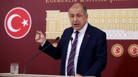 Ümit Özdağ'dan istifa kararı...