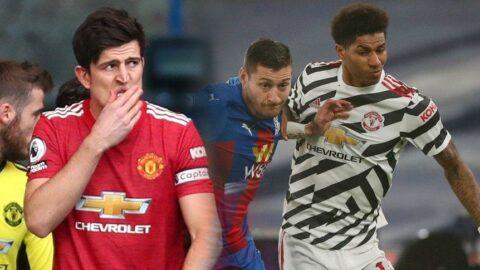 Manchester United'da Rashford ve Maguire kapıştı: 'Çeneni kapat gerizekalı'