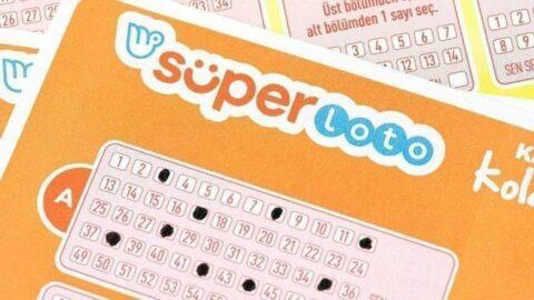 Süper Loto sonuçları belirlendi, bir kişi 17 milyon liranın sahibi oldu