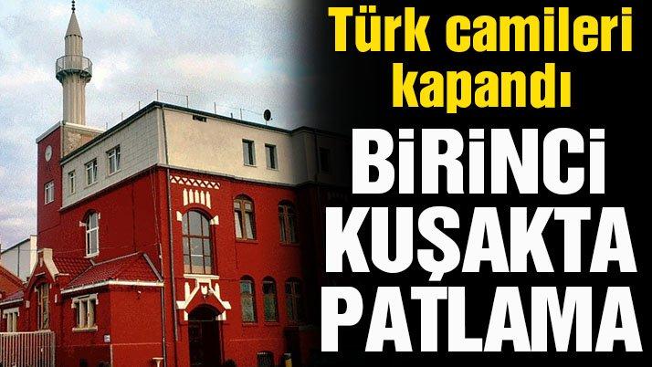 Almanya'da corona Türk camilerini kapattırdı... Cemevinde lokma can aldı
