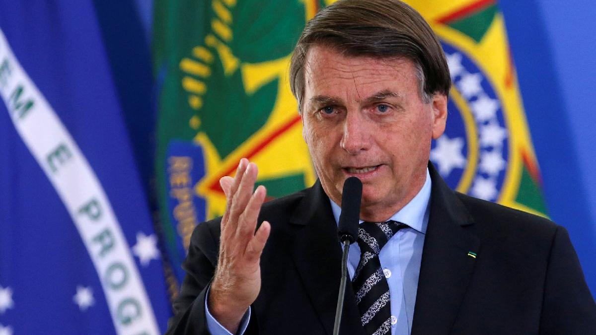 Brezilya lideri Bolsonaro'dan tepki çeken corona çıkışı: Daha ne kadar sızlanacaksınız
