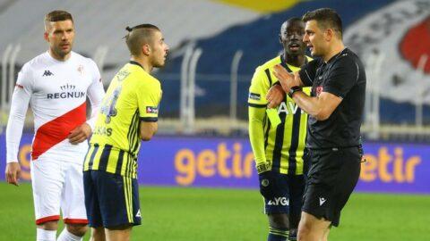 Fenerbahçe'de tepki dinmiyor: 9 saniyelik orta oyunu