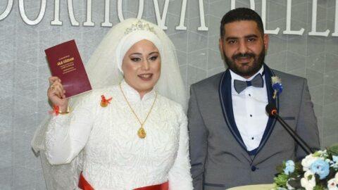 İzmir depreminde 9.5 saat sonra enkazdan çıkarılan Buse Hasyılmaz evlendi