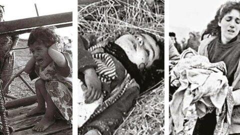 Hocalı Katliamı'nın çocukları büyümedi