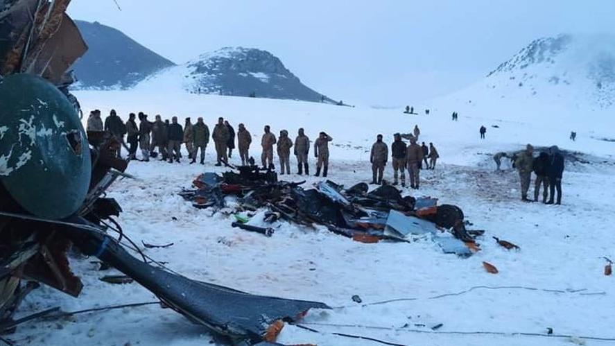 Türkiye yasta: Yine o helikopter... 11 şehit