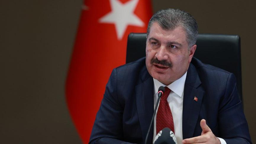 Kritik toplantı sonrası Bakan Koca'dan dikkat çeken İstanbul açıklaması