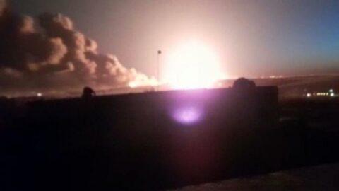 El Bab ve Cerablus'a füze saldırısı