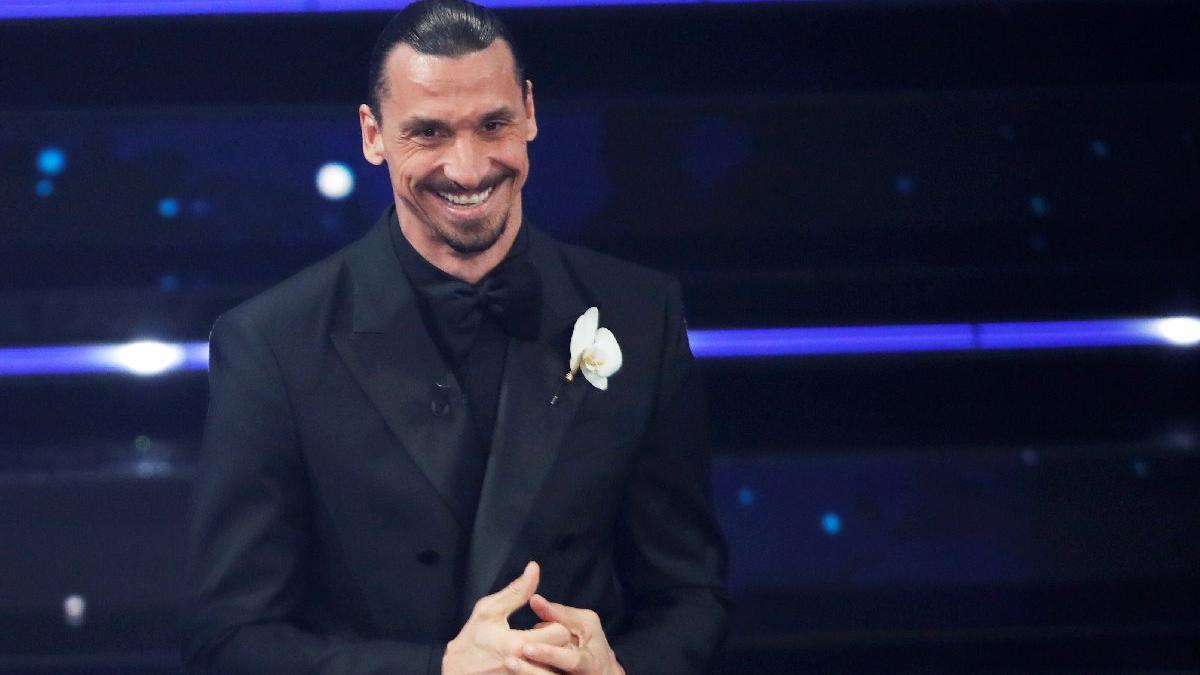 Zlatan Ibrahimovic'im ölümle dansı! Tanımadığı birinin motosikletine bindi...