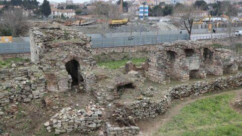 İstanbul'un 1600 yıllık surları hayat buluyor!