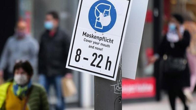 Almanya'da hızlı corona testlerinin satışı başladı