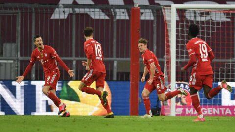 Bayern Münih, Dortmund'u panzer gibi ezdi geçti! 2 farkla geri düştü ama...