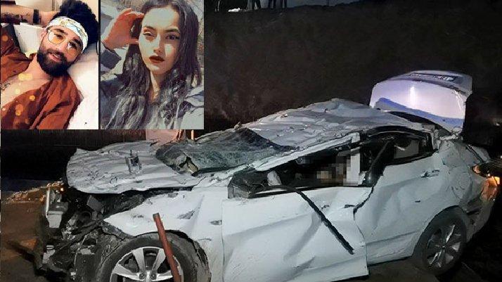Bursa'da feci kaza 2 ölü