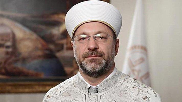 Diyanet İşleri Başkanı Ali Erbaş corona virüse yakalandı