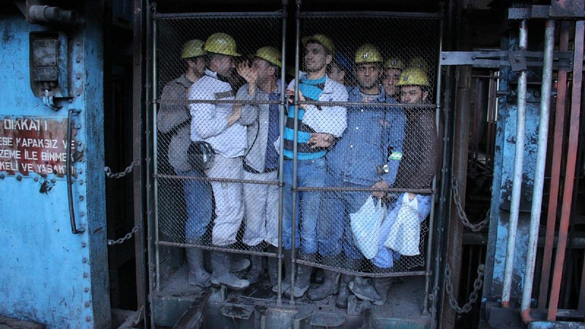 Babalarının öldüğü madende ekmek mücadelesi