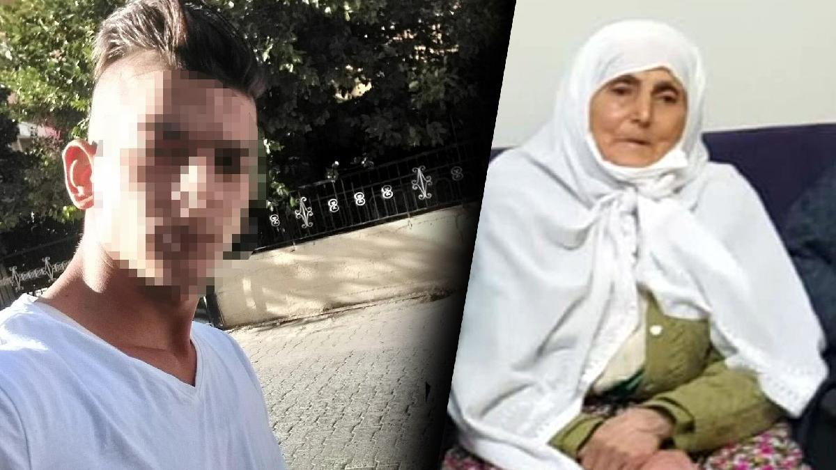 Hanım Nine'yi cinsel saldırı sonrası boğarak öldürdü