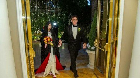 Nicolas Cage beşinci kez 'evet' dedi... 31 yaş küçük sevgilisiyle evlendi