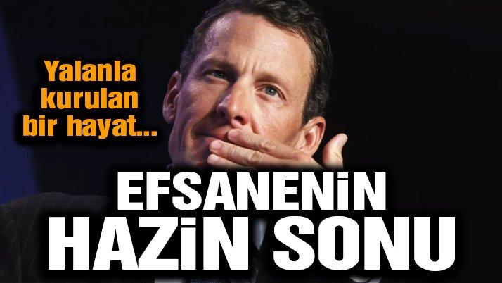 Bir hikayenin hazin sonu: Lance Armstrong