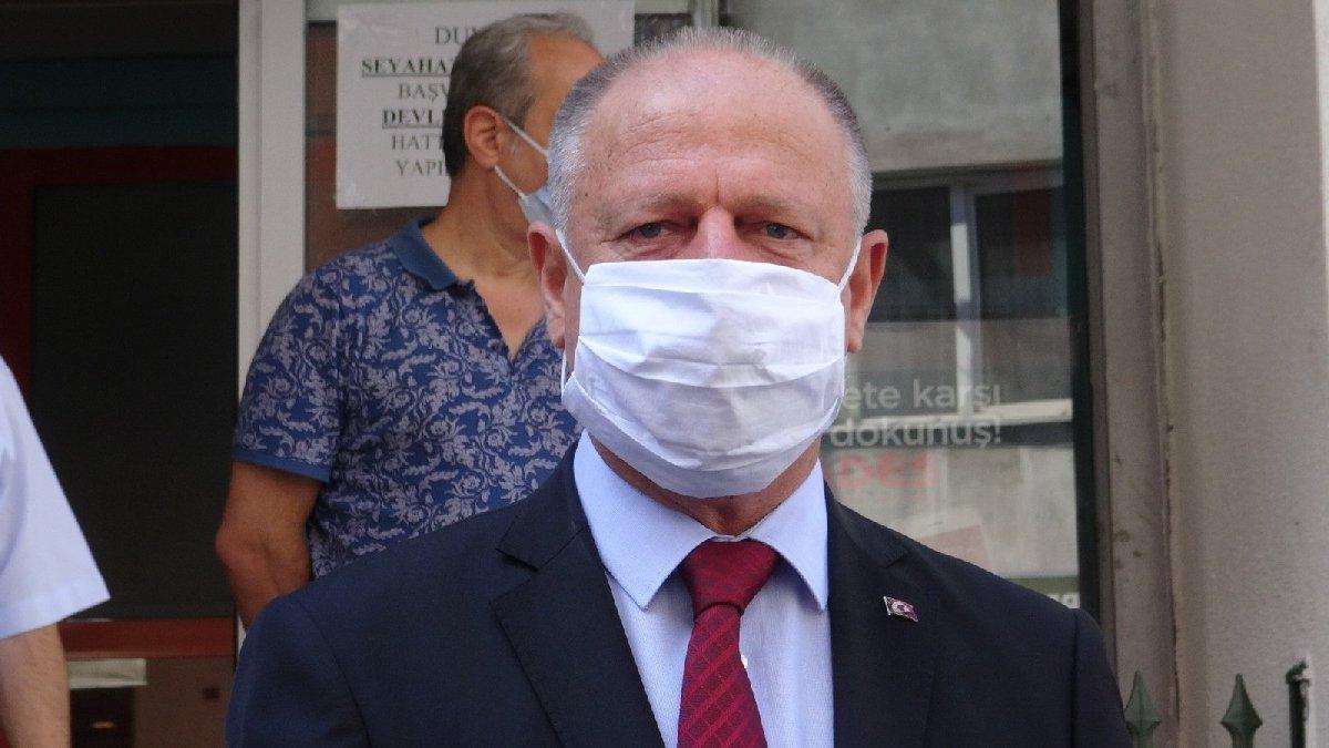 Çay içen eczacılara ceza yazdıran kaymakam, AKP organizasyonlarını görmemiş!