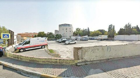 AKP'li belediye İBB'nin yolunu mülkiyetine geçirdi