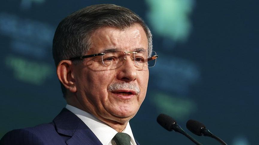 Ahmet Davutoğlu'ndan tüm siyasi partilere 'tek cephe' çağrısı